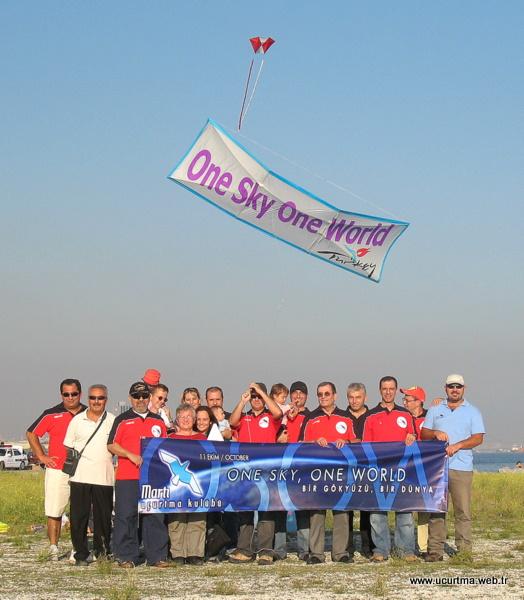 Martı Uçurtma Kulübü, Osow etkinliği