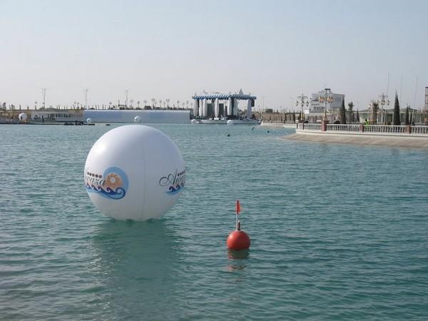 Türkmenistan, Awaza kanalı