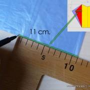 Keel - dümen ölçümü - Yatay uç mesafesi